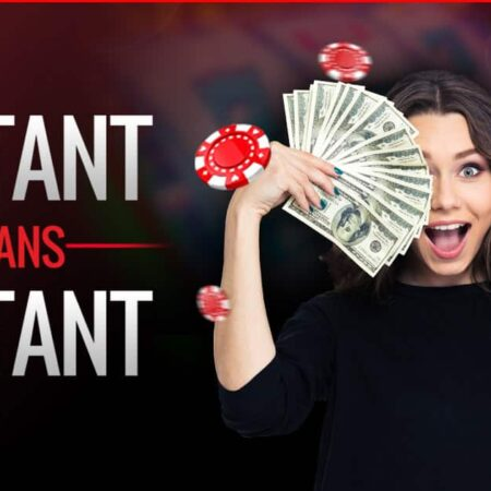 How Instant Withdrawal Casinos Work