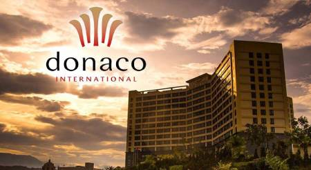 Donaco International stated financial year results