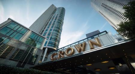 Anti-money laundering compliance by Crown Resorts