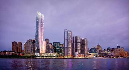 Crown Resorts Limited plan about Crown Sydney