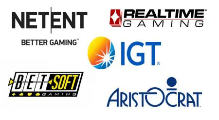 Best Online Pokie Software Developers